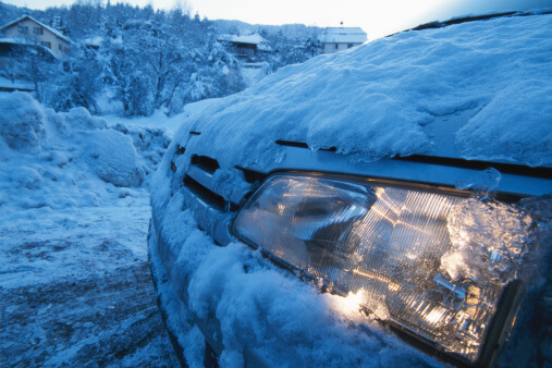 Cold Weather Car Care for the Winter Months