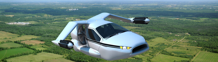 The Flying Car has Arrived