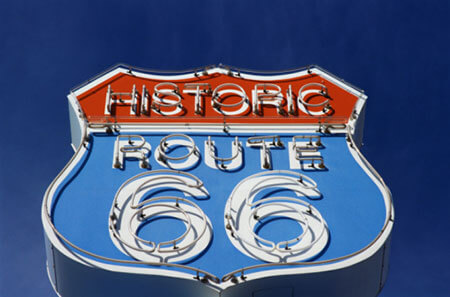 What and where is Route 66?