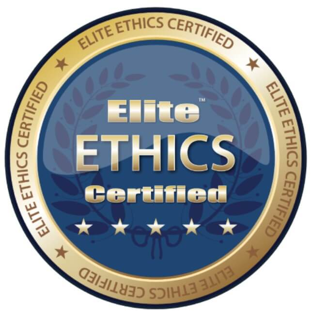 Elite Ethics Certified | Eurotech Car Care Center